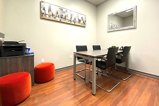 Executive Conference Room Rental