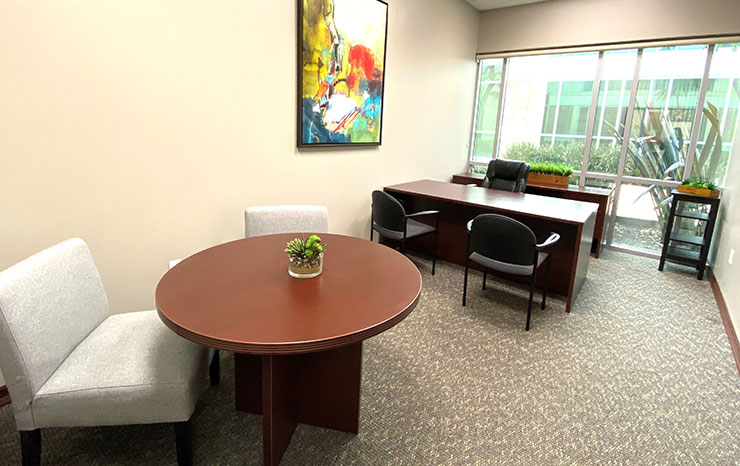 Large Office Space Rental