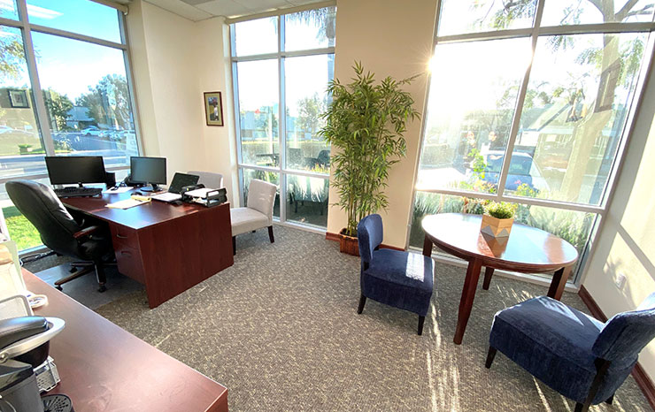 Signature Office Space Rental